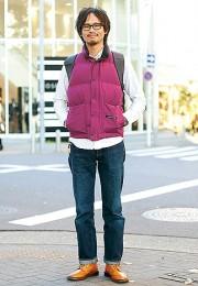 カッコイイお洒落な男性のファッション画像集24