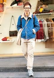 カッコイイお洒落な男性のファッション画像集25