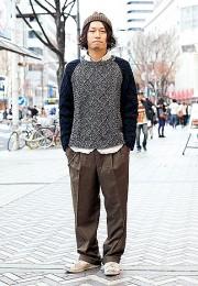 カッコイイお洒落な男性のファッション画像集26