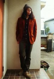 カッコイイお洒落な男性のファッション画像集27