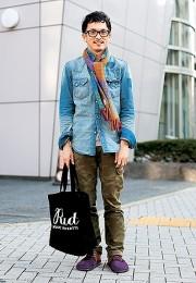 カッコイイお洒落な男性のファッション画像集29