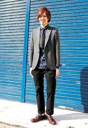 カッコイイお洒落な男性のファッション画像集31