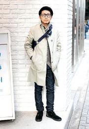 カッコイイお洒落な男性のファッション画像集34
