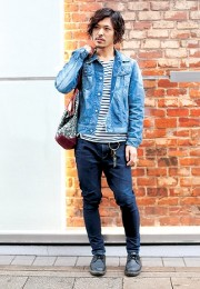 カッコイイお洒落な男性のファッション画像集36