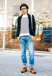 カッコイイお洒落な男性のファッション画像集37