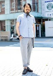 カッコイイお洒落な男性のファッション画像集39