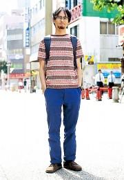 カッコイイお洒落な男性のファッション画像集41