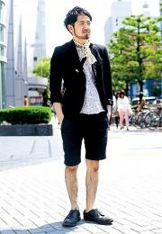 カッコイイお洒落な男性のファッション画像集43
