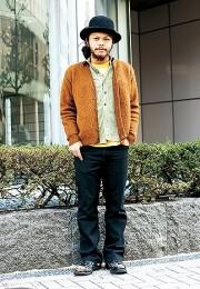 カッコイイお洒落な男性のファッション画像集45