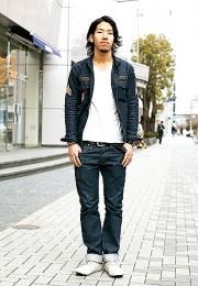 カッコイイお洒落な男性のファッション画像集47