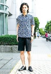 カッコイイお洒落な男性のファッション画像集50