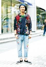 カッコイイお洒落な男性のファッション画像集52