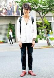 カッコイイお洒落な男性のファッション画像集53