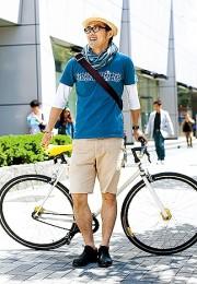 カッコイイお洒落な男性のファッション画像集55