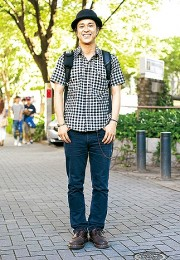 カッコイイお洒落な男性のファッション画像集57