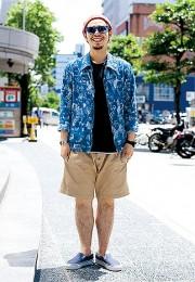 カッコイイお洒落な男性のファッション画像集58