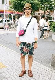 カッコイイお洒落な男性のファッション画像集61