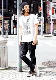 カッコイイお洒落な男性のファッション画像集65