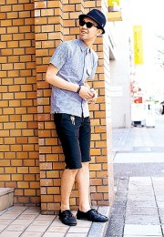 カッコイイお洒落な男性のファッション画像集68
