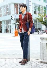 カッコイイお洒落な男性のファッション画像集70