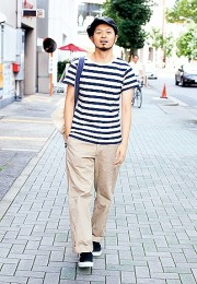 カッコイイお洒落な男性のファッション画像集74