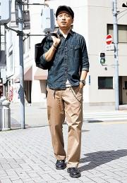 カッコイイお洒落な男性のファッション画像集77