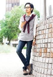 カッコイイお洒落な男性のファッション画像集78