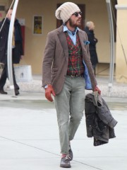 カッコイイお洒落な男性のファッション画像集8
