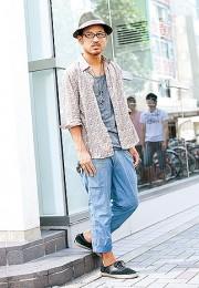 カッコイイお洒落な男性のファッション画像集81