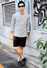 カッコイイお洒落な男性のファッション画像集82