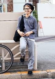 カッコイイお洒落な男性のファッション画像集84
