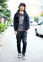 カッコイイお洒落な男性のファッション画像集85