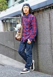 カッコイイお洒落な男性のファッション画像集86