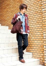 カッコイイお洒落な男性のファッション画像集88