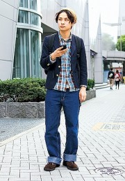 カッコイイお洒落な男性のファッション画像集89