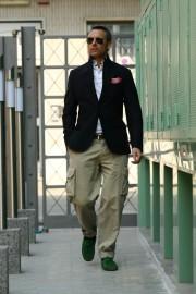 カッコイイお洒落な男性のファッション画像集9