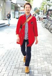 カッコイイお洒落な男性のファッション画像集90
