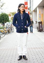 カッコイイお洒落な男性のファッション画像集91