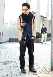 カッコイイお洒落な男性のファッション画像集94