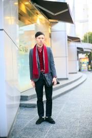 カッコイイお洒落な男性のファッション画像集96