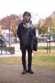 カッコイイお洒落な男性のファッション画像集97