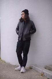 カッコイイお洒落な男性のファッション画像集98