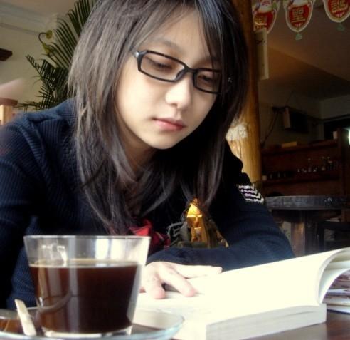 メガネが似合う 眼鏡美女の画像105