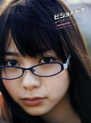 メガネが似合う 眼鏡美女の画像106