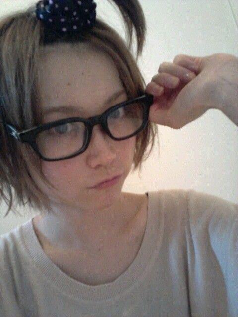 メガネが似合う 眼鏡美女の画像109