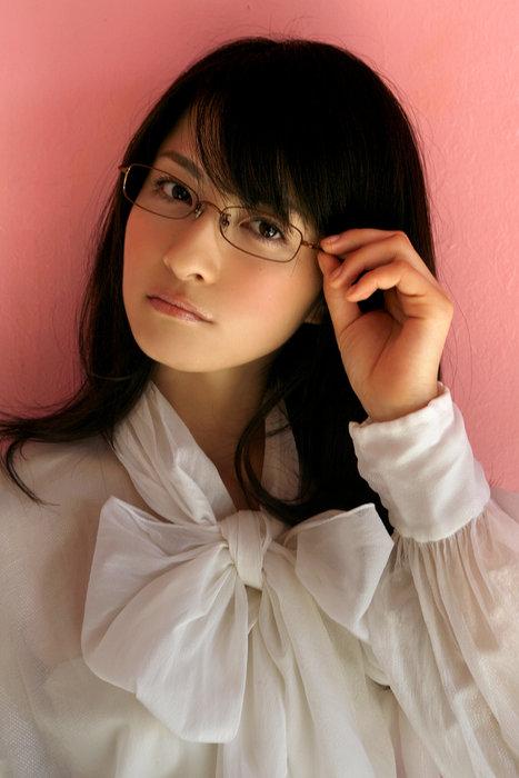 メガネが似合う 眼鏡美女の画像11