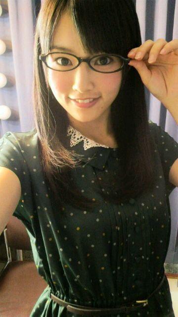 メガネが似合う 眼鏡美女の画像114