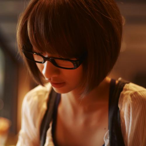 メガネが似合う 眼鏡美女の画像116