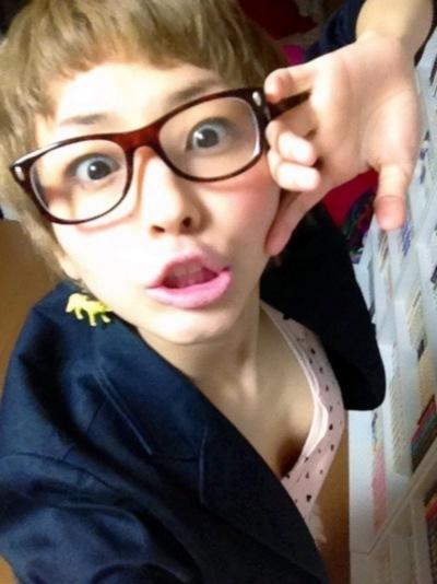 メガネが似合う 眼鏡美女の画像121