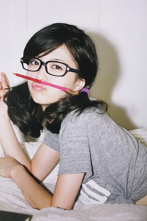メガネが似合う 眼鏡美女の画像122